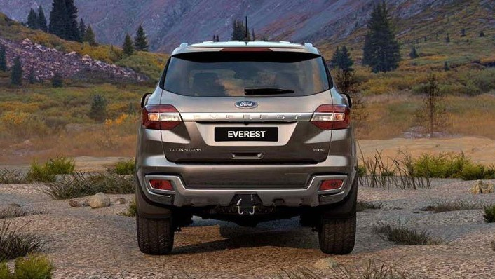 Ford Everest (2017) Exterior 007