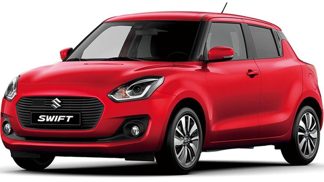 2020 Suzuki Swift International Version Exterior 011