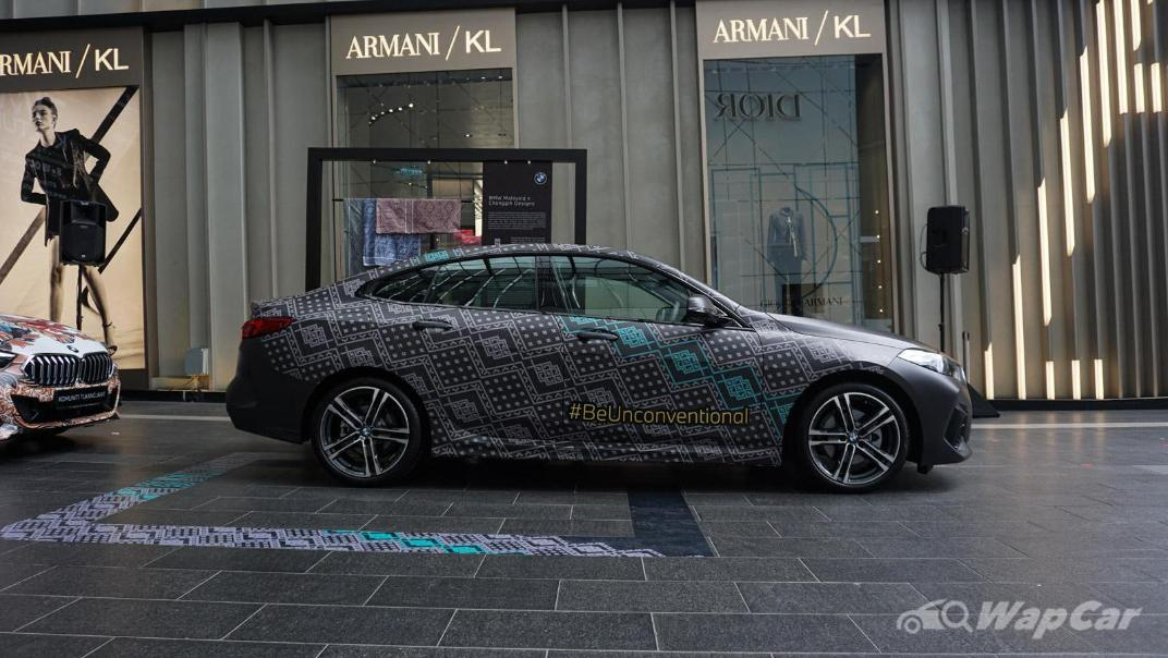 2020 BMW 2 Series 218i Gran Coupe Exterior 026