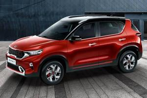 2020 Kia Sonet debuts: Kia's smallest SUV is big on features, enters hotly-contested market