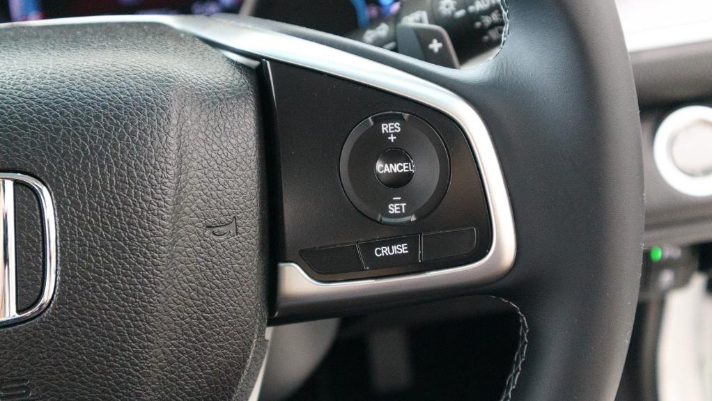 2018 Honda Civic 1.5TC Premium Interior 019