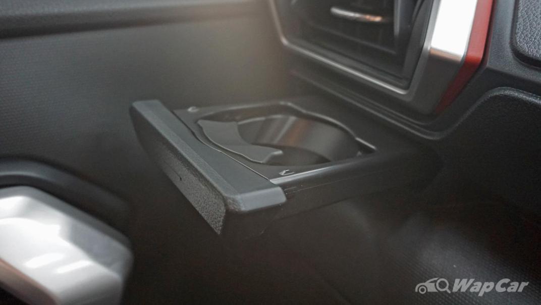 2021 Perodua Ativa 1.0L Turbo AV Interior 019