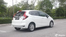 2019 Honda Jazz 1.5 Hybrid Exterior 005