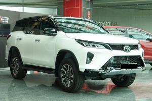 Your guide to choosing the perfect 2021 Toyota Fortuner variant in Malaysia