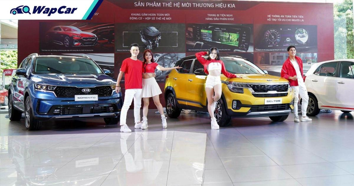 After Mazda, Bermaz to also export Kia Seltos and Carnival from Malaysia 01