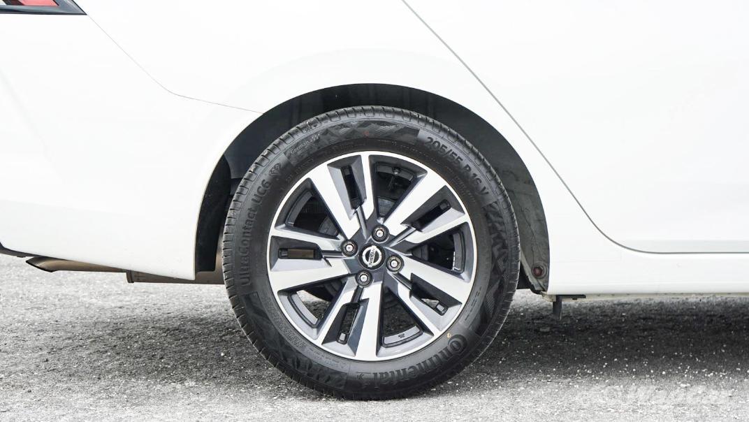 2020 Nissan Almera 1.0L VLT Exterior 040