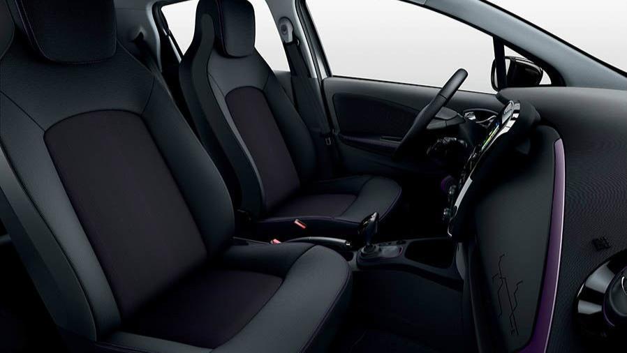 Renault Zoe (2016) Interior 005