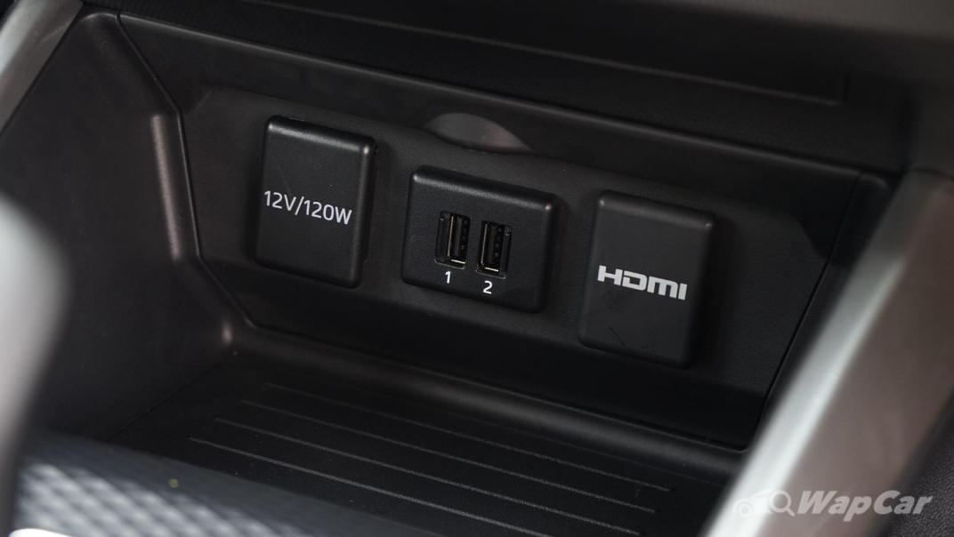 2021 Perodua Ativa 1.0L Turbo AV Special Metallic Interior 033