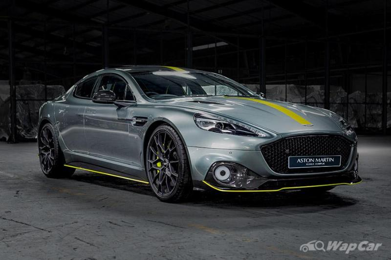 Aston Martin Rapide Amr Launched In Malaysia Only 2 Units From Rm 1 1 Million Wapcar