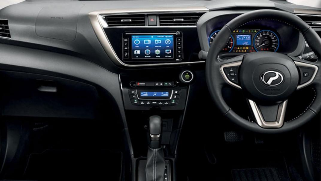2020 Perodua Myvi Interior 001