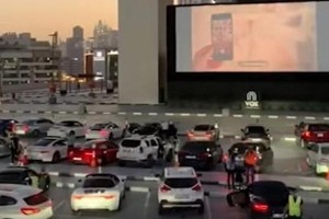 Drive-in cinemas are back in trend in the UAE, GSC please do this for us in Malaysia