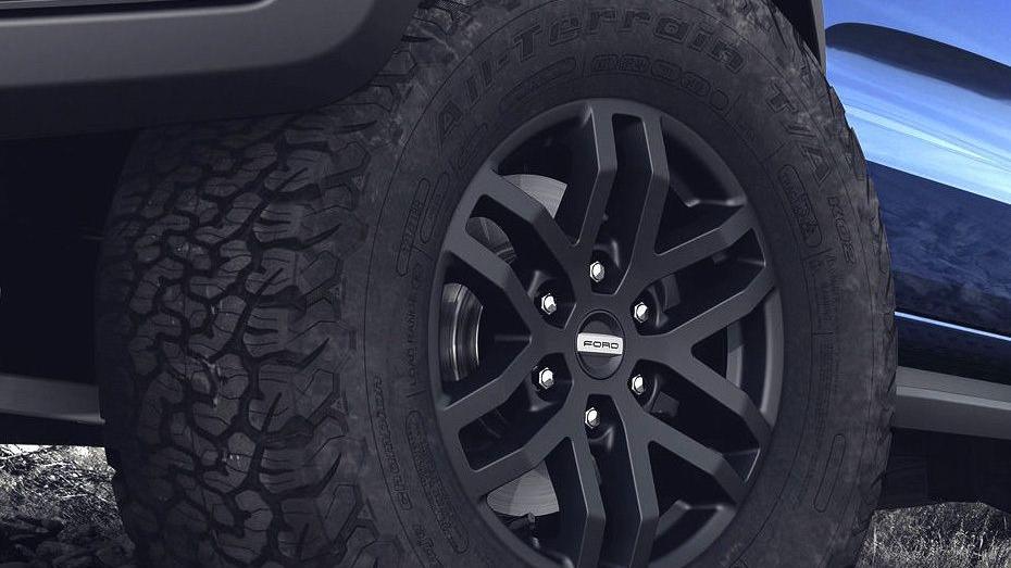Ford Ranger (2019) Exterior 014