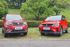 Proton X50 vs Proton X70 - Panduan memilih SUV kegemaran Malaysia untuk anda!