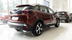 2019 Peugeot 3008 THP Plus Allure Exterior 004