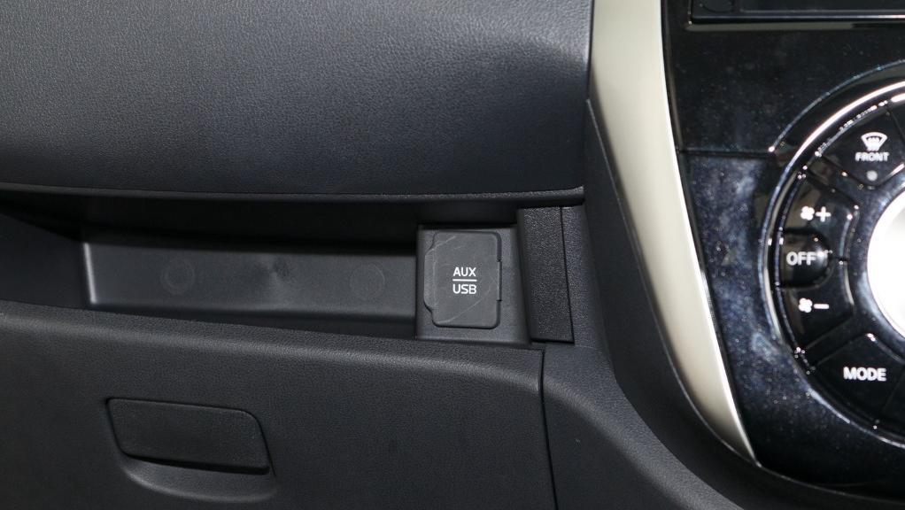 2018 Nissan Almera 1.5L VL AT Interior 016