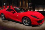 Frankfurt 2019: Ferrari 812 GTS, letting the 6.5L V12 sing with the top down