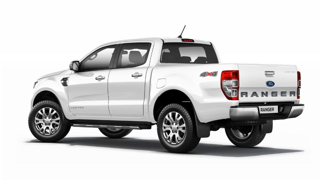 2021 Ford Ranger 2.0 XLT Plus Exterior 002