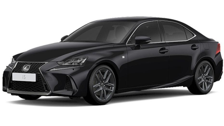 Lexus IS (2018) Others 004