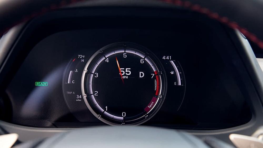 2020 Lexus UX Interior 005