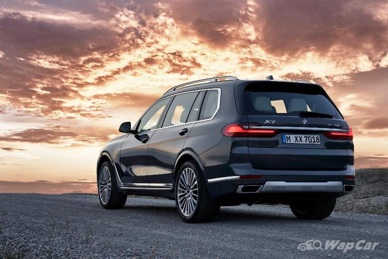 After Thailand, 2021 BMW X7 will be CKD in Indonesia, Malaysia next 02