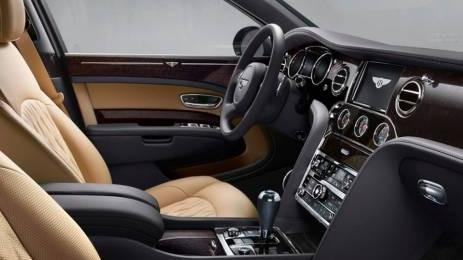 Bentley Mulsanne (2017) Interior 001
