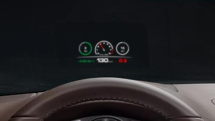 Porsche Cayenne (2019) Interior 006