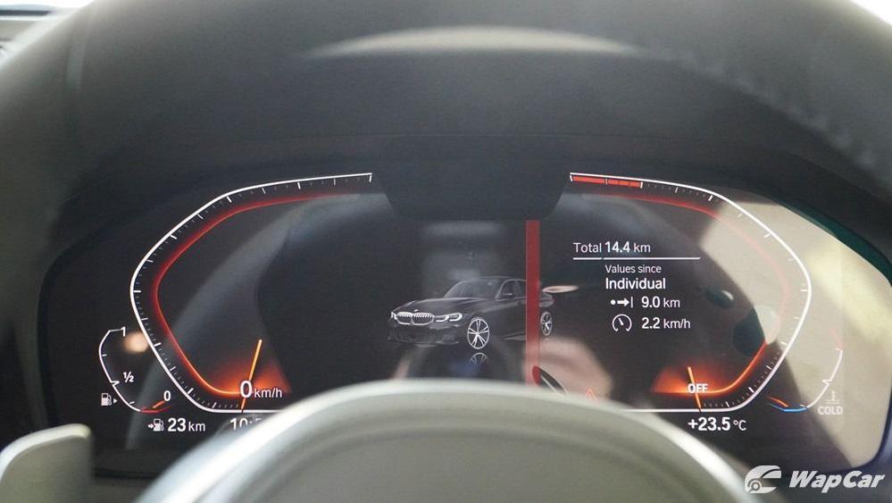 2019 BMW 3 Series 330i M Sport Interior 010