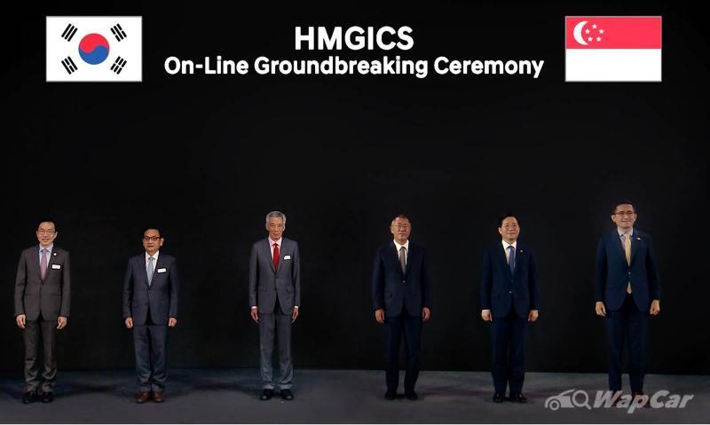 这款惊艳的电动车将在新加坡生产,Hyundai的这个决定与马来西亚有何联系? 02