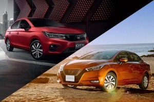 2020 Honda City vs 2020 Nissan Almera, which one should you wait for?
