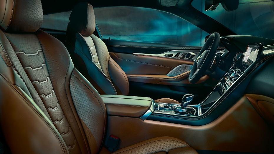 BMW 8 Series (2019) Interior 011