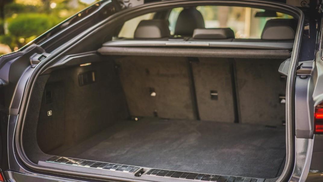 2020 BMW X6 xDrive40i M Sport Interior 017