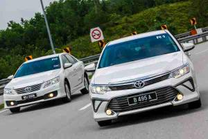Buying a used Toyota Camry? Priced from RM 20k, here's what you need to know