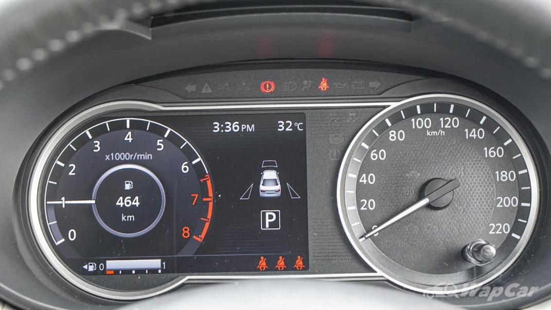 2020 Nissan Almera 1.0L VLT Interior 004