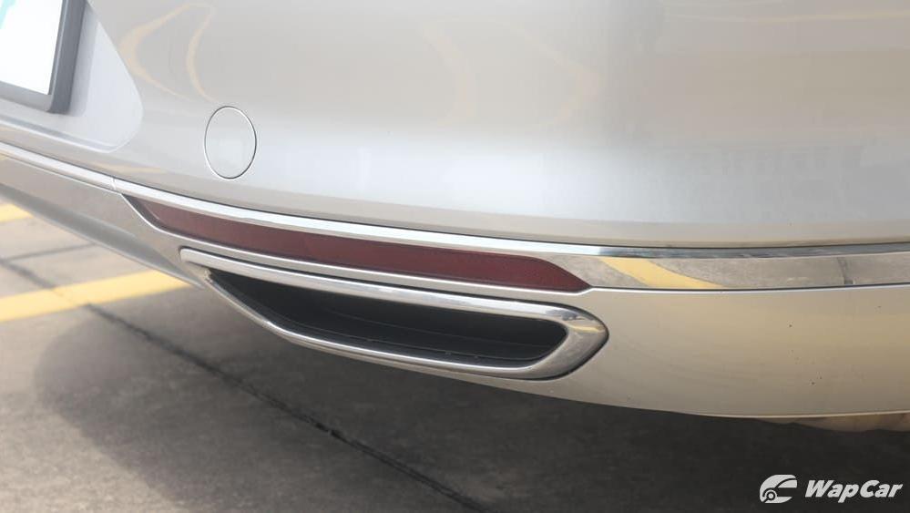 2018 Volkswagen Passat 2.0 TSI Highline Exterior 017
