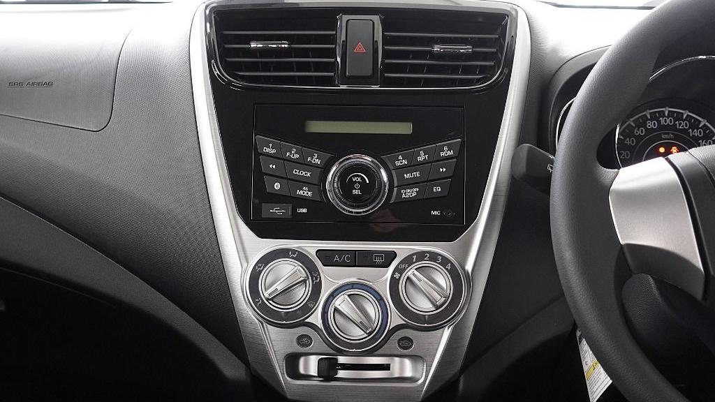 2018 Perodua Axia SE 1.0 AT Interior 004
