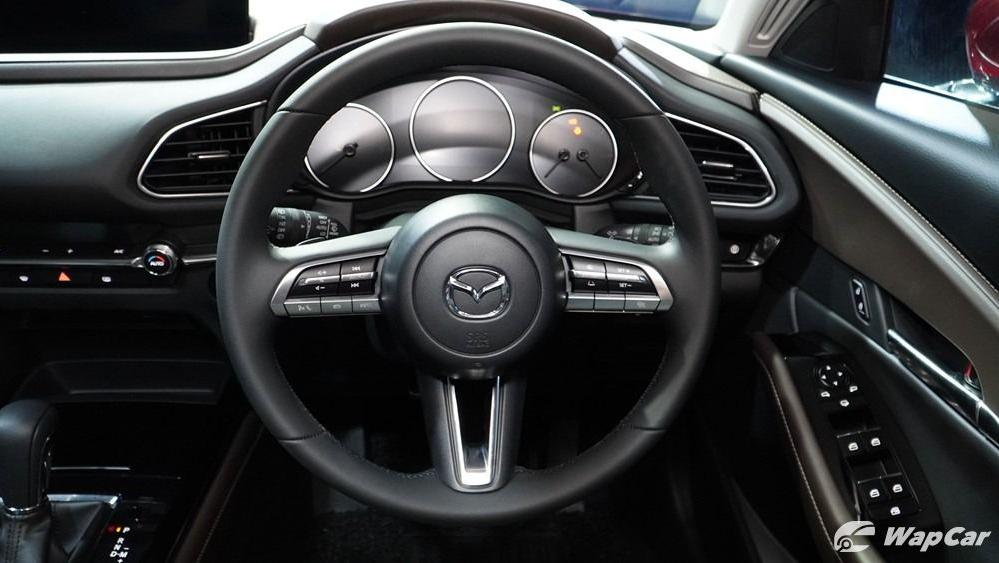 2020 Mazda CX-30 Interior 004