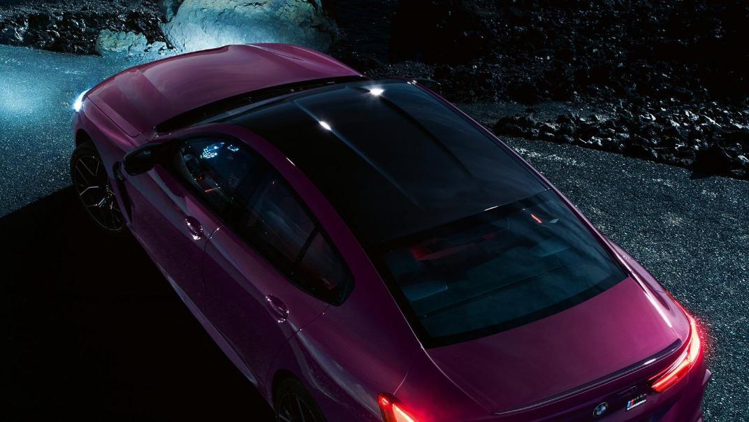 2020 BMW M850i xDrive Gran Coupe Exterior 024