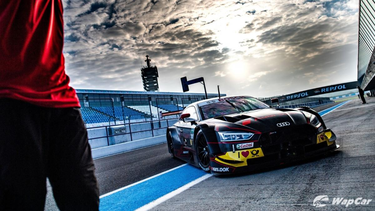 Audi pulls out of DTM racing series, upsets BMW 01
