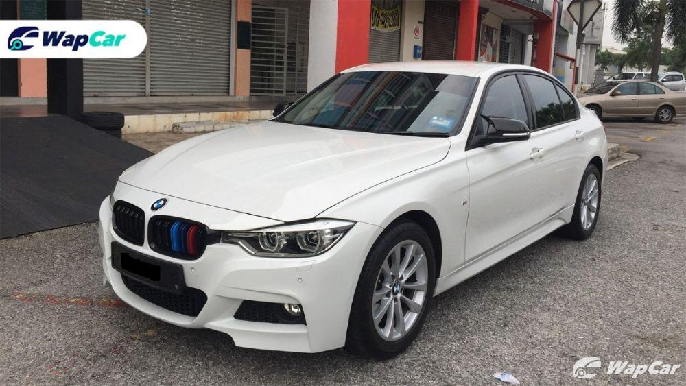 Owner Review: Alternative to Uncle's Car? - My Process of Owning & Refining the BMW 320i  01