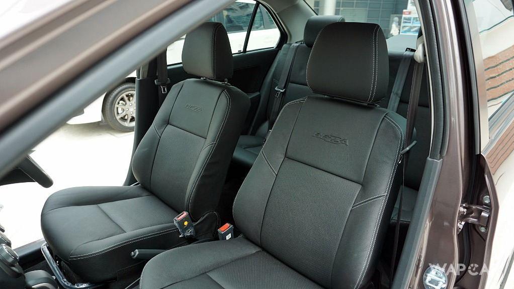 Perodua Bezza (2018) Interior 029