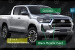 Leaked: New 2020 Toyota Hilux Facelift revealed ahead of debut