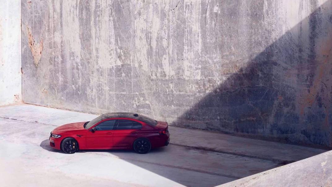 2020 BMW M5 Exterior 017