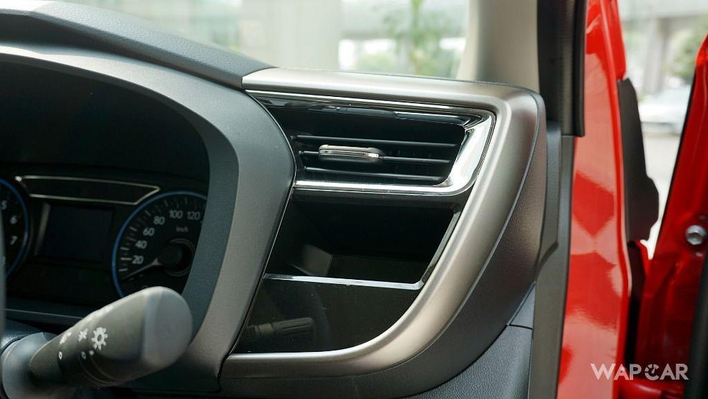 Perodua Myvi (2018) Interior 016