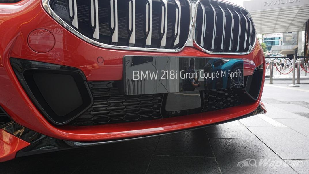 2020 BMW 2 Series 218i Gran Coupe Exterior 040