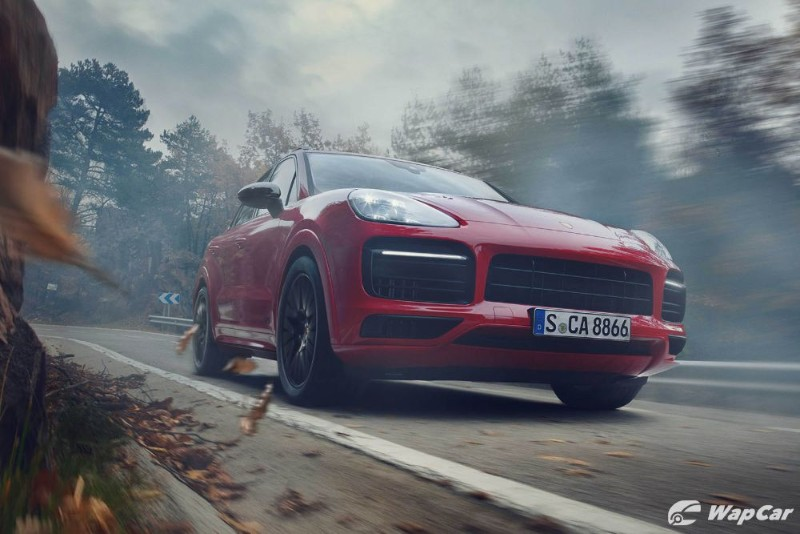 Porsche Cayenne GTS and GTS Coupé receive V8 bi-turbo heart, 0-100 km/h in 4.5s 02