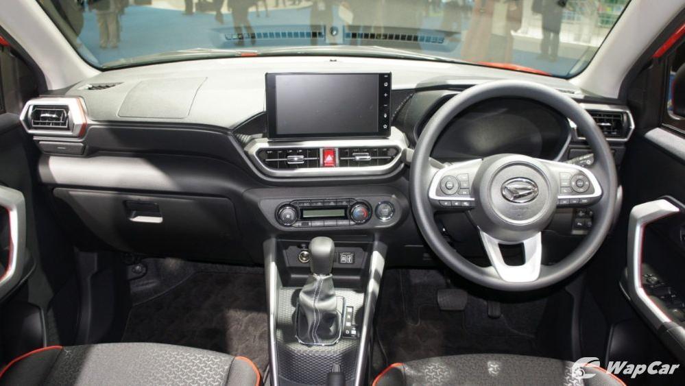 2020 Perodua D55L Upcoming Version Interior 002