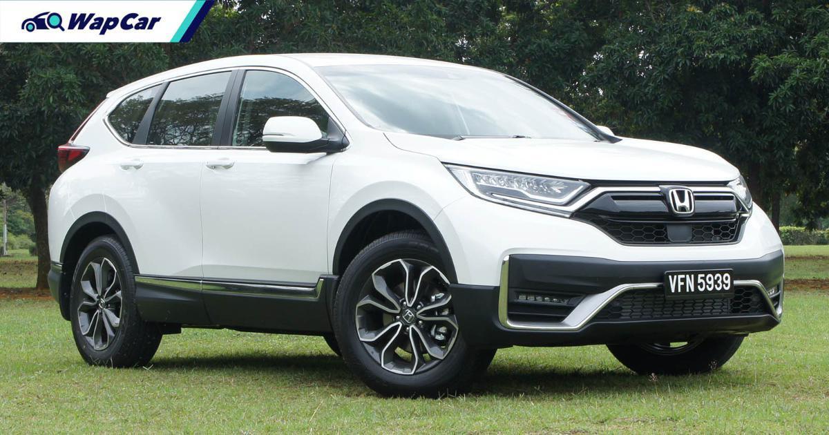 Kebaikan & Keburukan: Honda CR-V – luas dan praktikal, tetapi cukup ke? 01