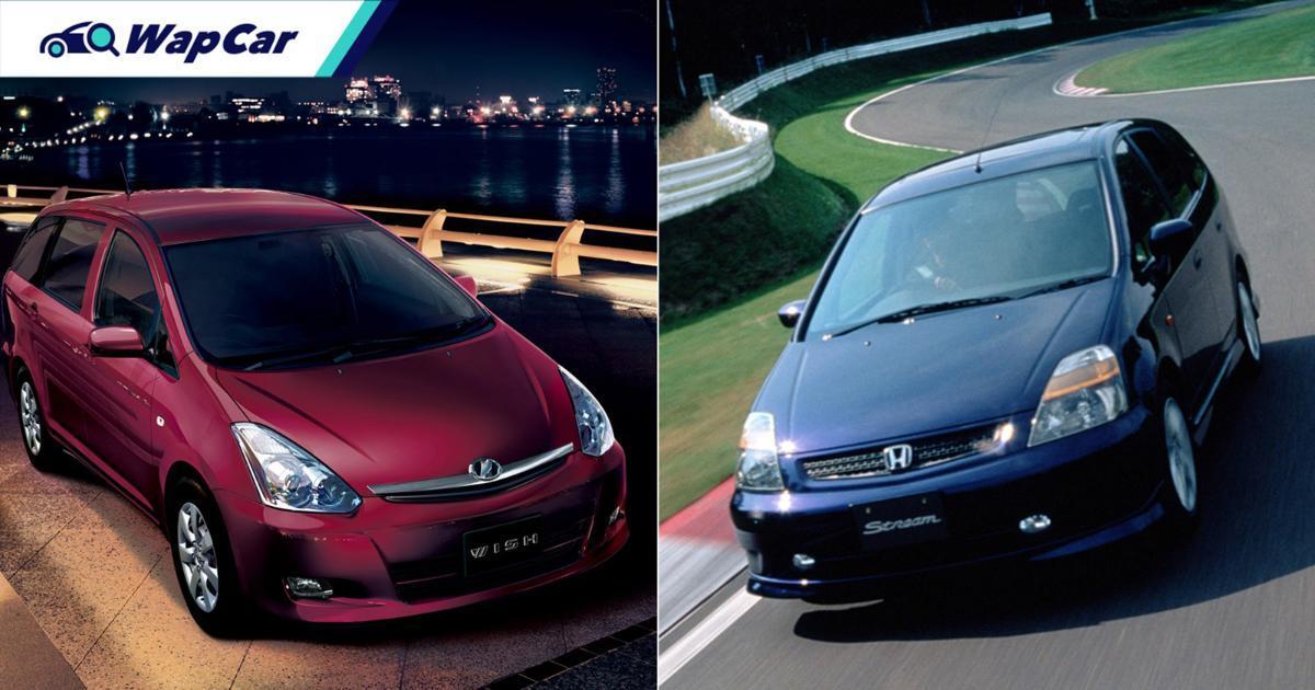 Apa jadi dengan Honda Stream dan Toyota Wish yang dulu pernah popular di Malaysia? 01