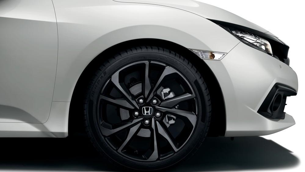 2020 Honda Civic Exterior 010