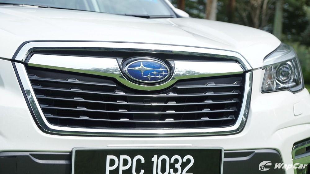 2019 Subaru Forester 2.0i-S EyeSight Exterior 045